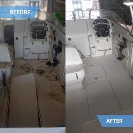 Fibreglass Boat Repair