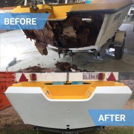 Transom Repair Brisbane